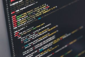 coding text
