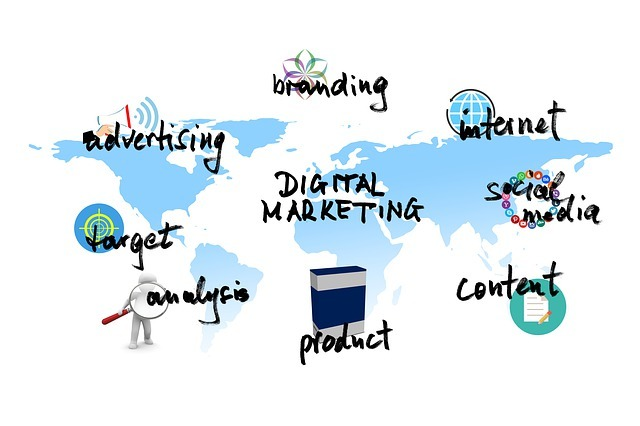digital marketing around the world