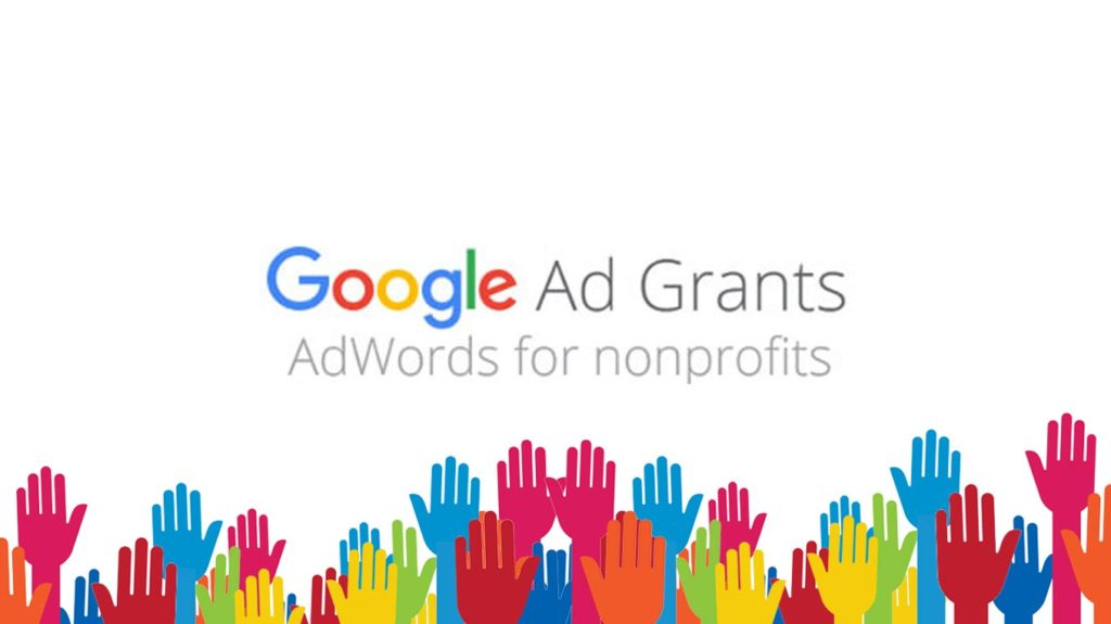 Google Ad Grants For Charities We Work With