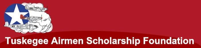 Tuskegee Airmen Scholarship Foundation logo