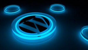 Wordpress Blog Symbol