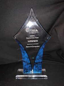 ITRA Deal of the Year Award