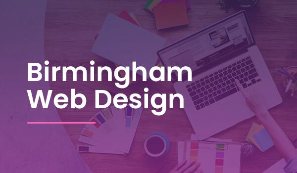 Birmingham Web Design Service