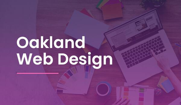Oakland Web Design Service