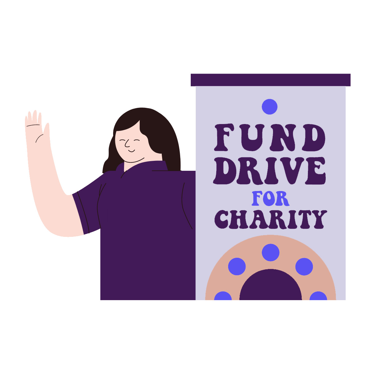 fund drive for charity